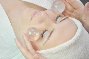 Organic Gemstone Facial